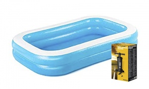 Bestway 8'7'' x 69'' x 20'' Blue Rectangular Pool